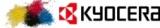 Заправка Kyocera цветных картриджей