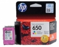 Заправка картриджа HP 650 color (CZ102AE) DeskJet-1015, 1515, 1516, 2515, 2516, 2545, 2645, 3515, 3545, 4515, 4645
