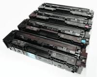 Заправка картриджа HP 203X CF541X Cyan, CLJP-M254, CLJP-M280, CLJP-M281