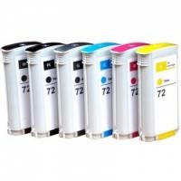 Заправка картриджа HP 72 M (C9372A) - DesignJet T610, T620, T770, T790, T795, T1100, T1120, T1200, T1300, T2300