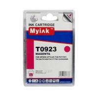 Картридж для (T0923) EPSON St C91/CX4300 кр (6,6ml, Pigment) MyInk