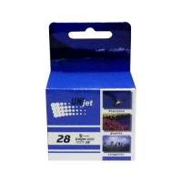 Картридж для ( 28) HP DJ 3325/3420 C8728A 8ml цв Unijet