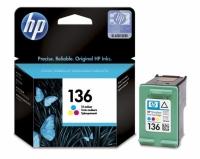 Заправка картриджей HP 136 color (C9361HE)