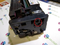 Заправка картриджа Canon 045HM (1244C002) magenta