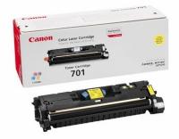 Заправка картриджа Canon 701Y (9284A003), LBP 5200, MF8180C