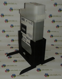 Заправка оригинального картриджа CANON PFi-107 cyan (6706B001), (orig, 145ml, Водные, чип), imagePROGRAF iPF670, iPF680, iPF685, iPF770, iPF780, iPF785
