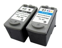 Заправка картриджей CANON PG-40 Bk (0615B025)