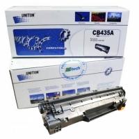 Картридж для HP LaserJet P1005, LaserJet P1006, CB435A (1,5K) UNITON Premium