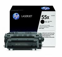 Заправка картриджа HP 55X CE255X, LJ-M525, LJ-P3010 ser, LJ-P3015, LJP-M521