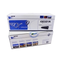 Картридж для HP Color LJ CP 1525/ CM1415 PRO CE321A cин (1,3K) UNITON Premium