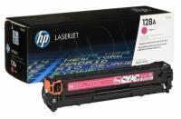 Заправка картриджа HP 128A CE323A Magenta Print Cartridge, CLJP-CM1410 ser, CLJP-CM1415, CLJP-CP1520 ser, CLJP-CP1525