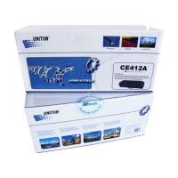 Картридж для HP Color LJ M351/ M451/ MFP M375/ М475 CE412A (305А) желт (2,6K) UNITON Premium