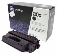 Заправка картриджа HP 80X CF280X