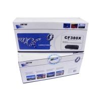 Картридж для HP Color LJ M476 MFP CF380X (312X) ч (4,4K) UNITON Premium