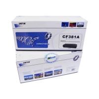 Картридж для HP Color LJ M476 MFP CF381A (312A) син (2,7K) UNITON Premium