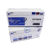 Картридж для HP Color LJ M476 MFP CF382A (312A) желт (2,7K) UNITON Premium