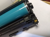 Ориентация чипа при замене HP 44A CF244A, LJP-M15, LJP-M16, LJP-M28, LJP-M29