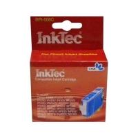 Картридж для CANON CLI-8C PIXMA IP-4200 /5300 /Pro 9000 cyan InkTec
