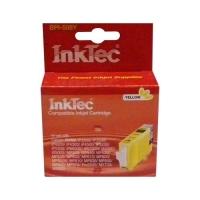 Картридж для CANON CLI-8Y PIXMA IP-4200 /5300 /Pro 9000 Yellow InkTec