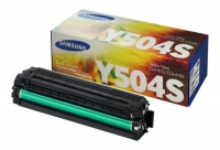 Картридж для SAMSUNG CLT-Y504S (1,8K) (orig), для CLP-415, CLX-4195, SL-C1810, SL-C1860