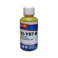 Чернила для EPSON (T6734) L100/ L200/ L655/ L800/ L1800 (100мл, yellow) EI-Y87-B Gloria™ MyInk