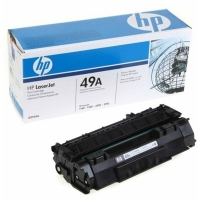 Заправка картриджа HP 49A Q5949A