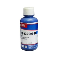Чернила для HP (178/ 121/ 655/ 901/ 920) CB318/ CB323 (100мл,cyan) HI-C204-B Gloria™ MyInk