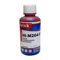 Чернила для HP (178/ 121/ 655/ 901/ 920) CB319/ CB324 (100мл,magenta) HI-M204-D Gloria™ MyInk