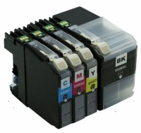 Заправка картриджа Brother LC 565 /XL CMY, MFC-J2310, MFC-J2510, MFC-J3520, MFC-J3720