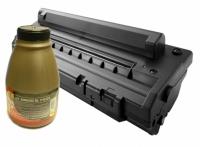 Заправка картриджа Samsung ML-1710D3, принтеров и МФУ Samsung ML-1500, ML-1510, ML-1710, ML-1710P, ML-1720, ML-1740, ML-1745, ML-1750, ML-1755