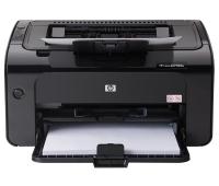 Диагностика принтеров серии HP LaseJet P1102