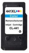 Заправка картриджей CANON CL-441 /XL Color (5221B001, 5220B001)