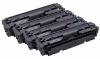 Заправка картриджа HP 410A CF410A Black