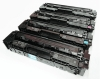 Заправка картриджа HP 203A CF540A Black