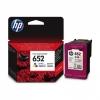 Заправка картриджа HP 652 Color (F6V24AE)