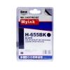 Картридж HP 655 для DJ Advantage 3525/4615/5525/6525 CZ109AE Black (21,6ml, Pigment) MyInk