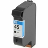 Картридж HP 45 (51645AE) 42ml Black для DJ 710C /850C Unijet