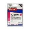 Картридж для CANON CLI-521 M PIXMA iP3600/ iP4600/ MP540/ MP620/ MP630/ MP980 кр (8,4ml, Dye) MyInk