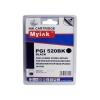 Картридж для CANON PGI-520BK PIXMA iP3600/ iP4600/ MP540/ MP620/ MP630/ MP980 ч (16ml, Pigment) MyInk