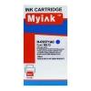 Картридж для ( 72) HP DesignJet T610/T1100 C9371A син (130ml, Dye) MyInk