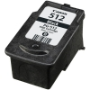 Заправка картриджей CANON PG-510 /512 Bk (2970B007, 2969B007)