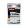 Картриджи заправленные ПЗК (PGI-450Bk, CLI-451BK/C/M/Y) для Canon Pixma iP7240/ MG5440/ MG6440, автосброс, 5шт MyInk