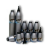 Тонер SHARP AR-5316/5320/5516/5520/5015/5016/5120/ (MB OC 316/318) (фл,530) Silver ATM