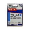 Картридж для (T0825) EPSON R270/390/RX590/TX700/1410 св.син (16ml, Dye) MyInk