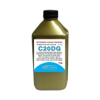 Тонер для HP Color Универсал тип C20DG (1 кг,син,Chemical MKI) Gold АТМ