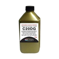 Тонер для HP Color Универсал тип C20DG (1 кг,ч,Chemical MKI) Gold АТМ