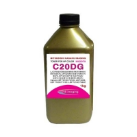 Тонер для HP Color Универсал тип C20DG (1 кг,кр,Chemical MKI) Gold АТМ