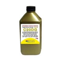 Тонер для HP Color Универсал тип C20DG (1кг, желтый, Chemical, MKI) Gold АТМ