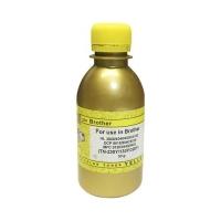 Тонер BROTHER HL-3040, HL-4040, HL-4050, HL-4150, DCP-9010, DCP-9040, DCP-9055, MFC-9120, MFC-9440, MFC-9465 (TN-230Y, TN-130Y, TN-320Y) (фл,50,желт,NonChem TOMOEGAWA) Gold ATM